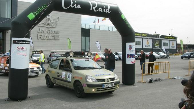 Clio Raid 5