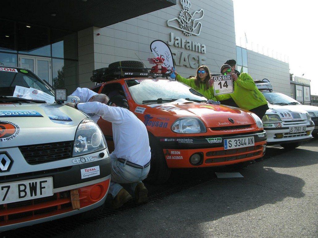 Clio Raid 6