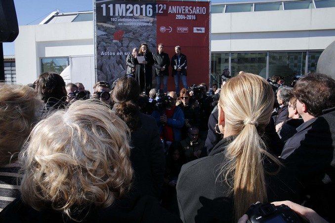Homenaje 11M en Atocha