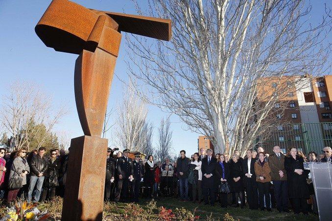 homenaje 11M Santa Eugenia