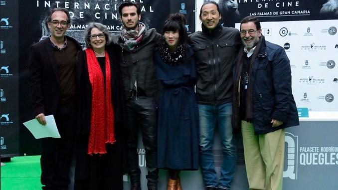 Jurado Internacional Festival Cine LPA