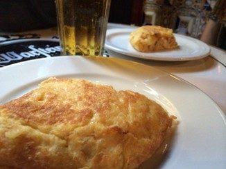 Tortilla_Bodega de la Ardosa