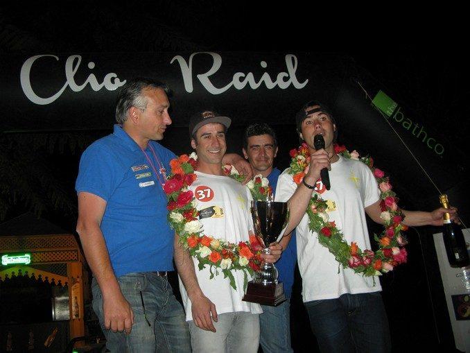 ganadores Clio Raid 2