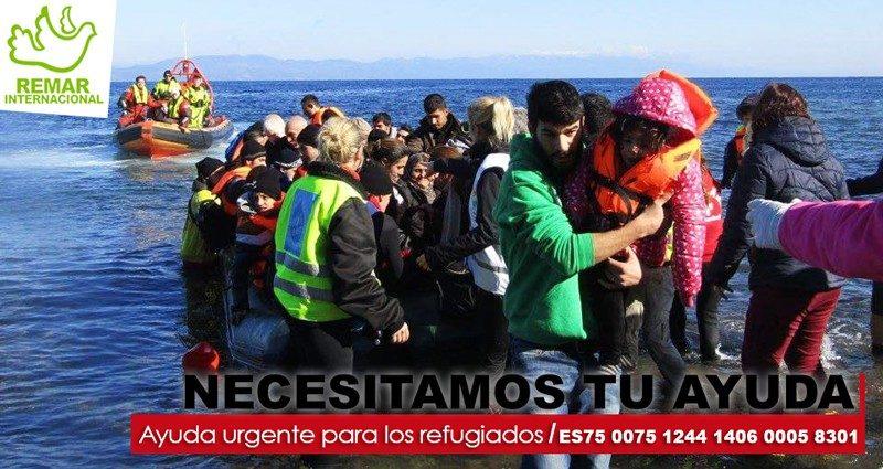 Ayuda Refugiados