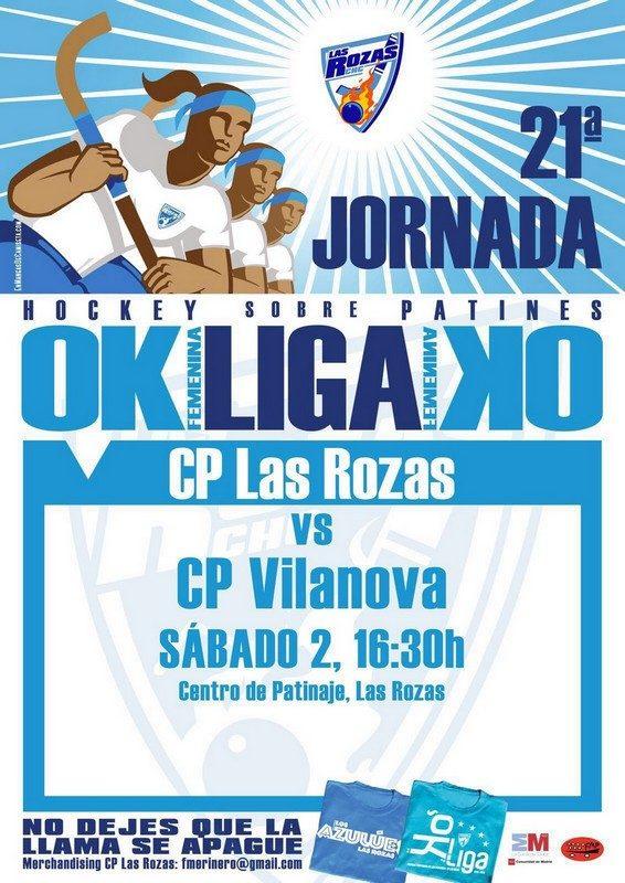 Club Patín Las Rozas_Cartel 2 abril 06