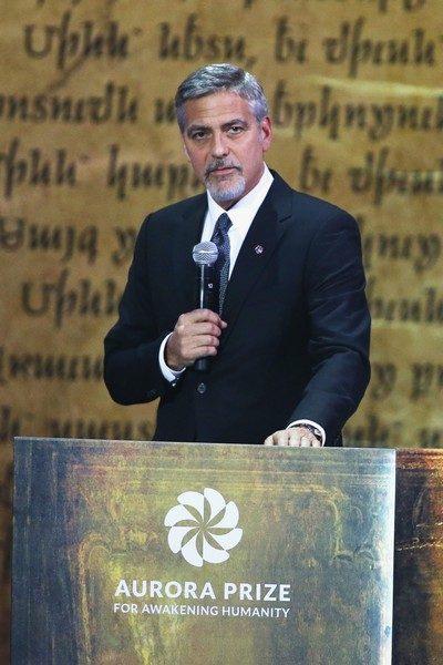 George Cloony
