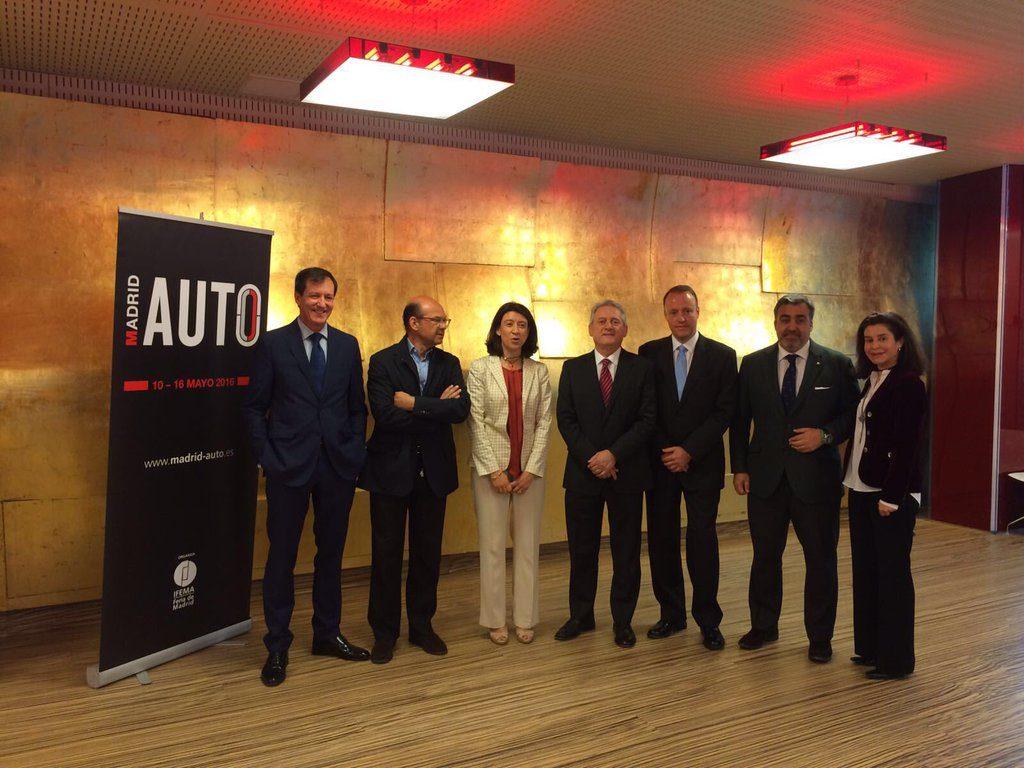 Comité Directivo de Madrid Auto