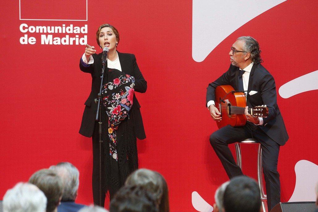 Estrella Morente - Foto: D.Sinova / Comunidad de Madrid