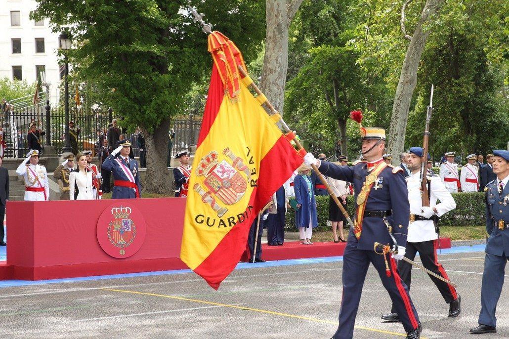 desfile Día Fuerzas Armadas 2016