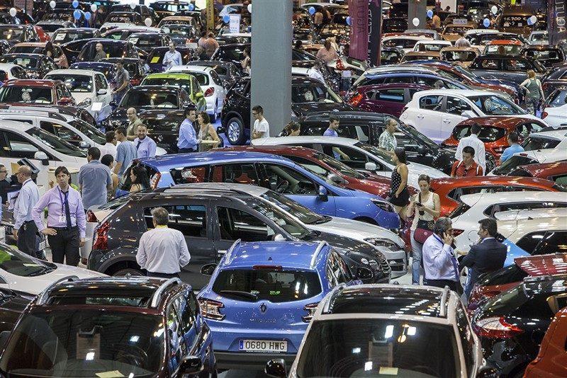 salón vehículos ocasión 2016