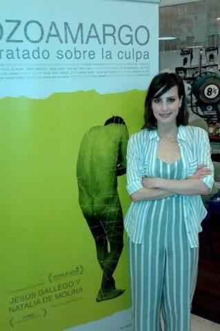Natalia de Molina - Foto: Miguel Pina