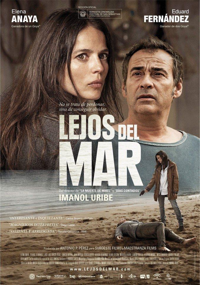 cartel Lejos del Mar