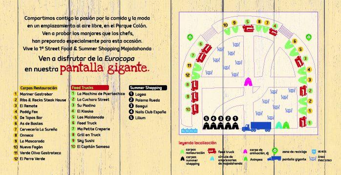 Plano 1ª Feria Street Food
