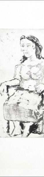 Mujer en sillon Dora Maar