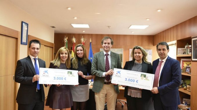 Caixabank boadilla dona euros al programa municipal for Oficinas caixabank madrid