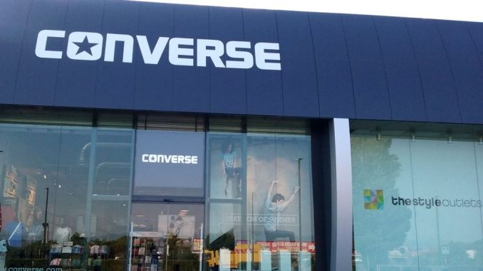 Converse nueva apertura en las rozas the style outlets - The first outlet las rozas ...