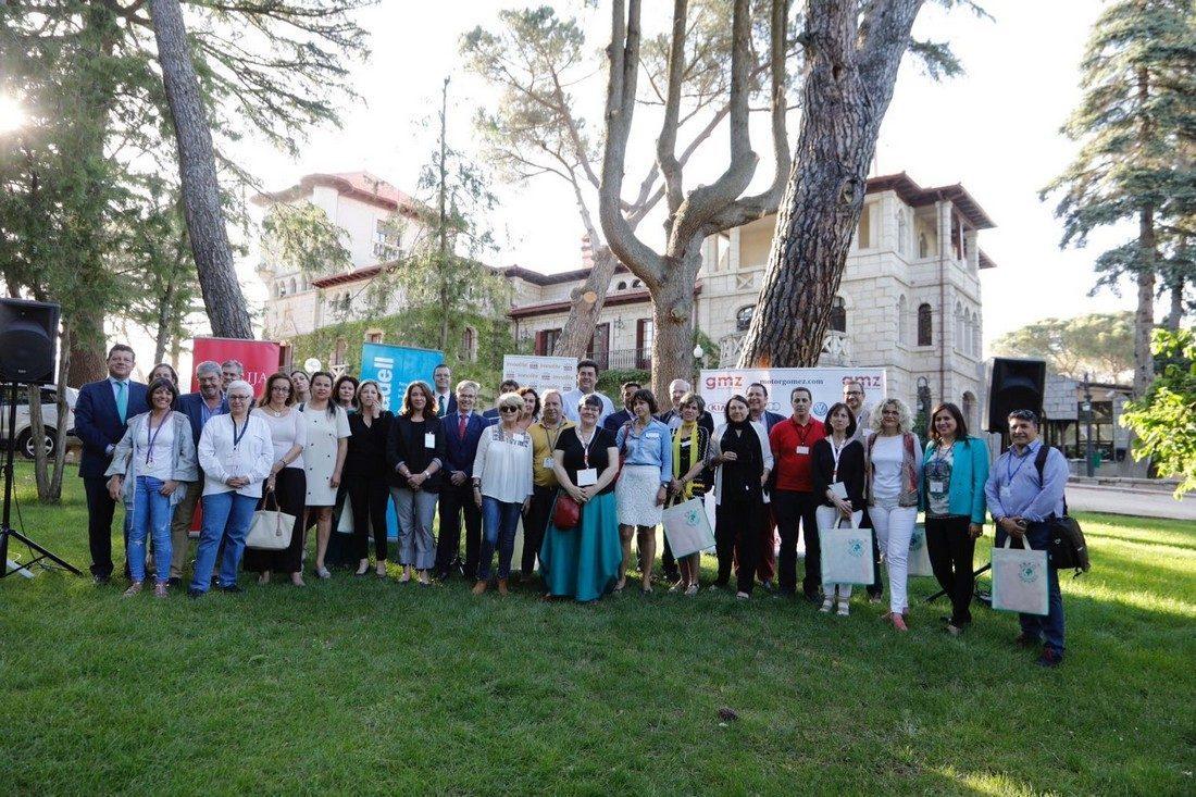 Evento conjunto de las asociaciones empresariales de las for Madrid noroeste
