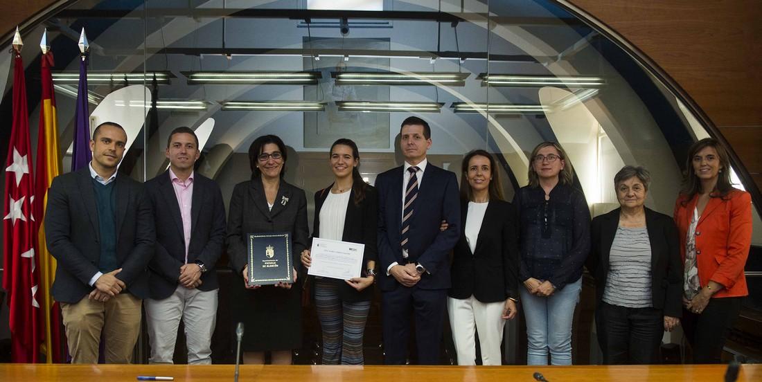 Becas de excelencia acad mica para tres alumnos de pozuelo for Becas comedor 2017 madrid