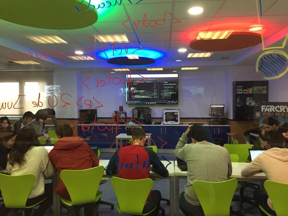 El colegio europeo de madrid incorpora un programa de - Centro de salud vistalegre la flota ...