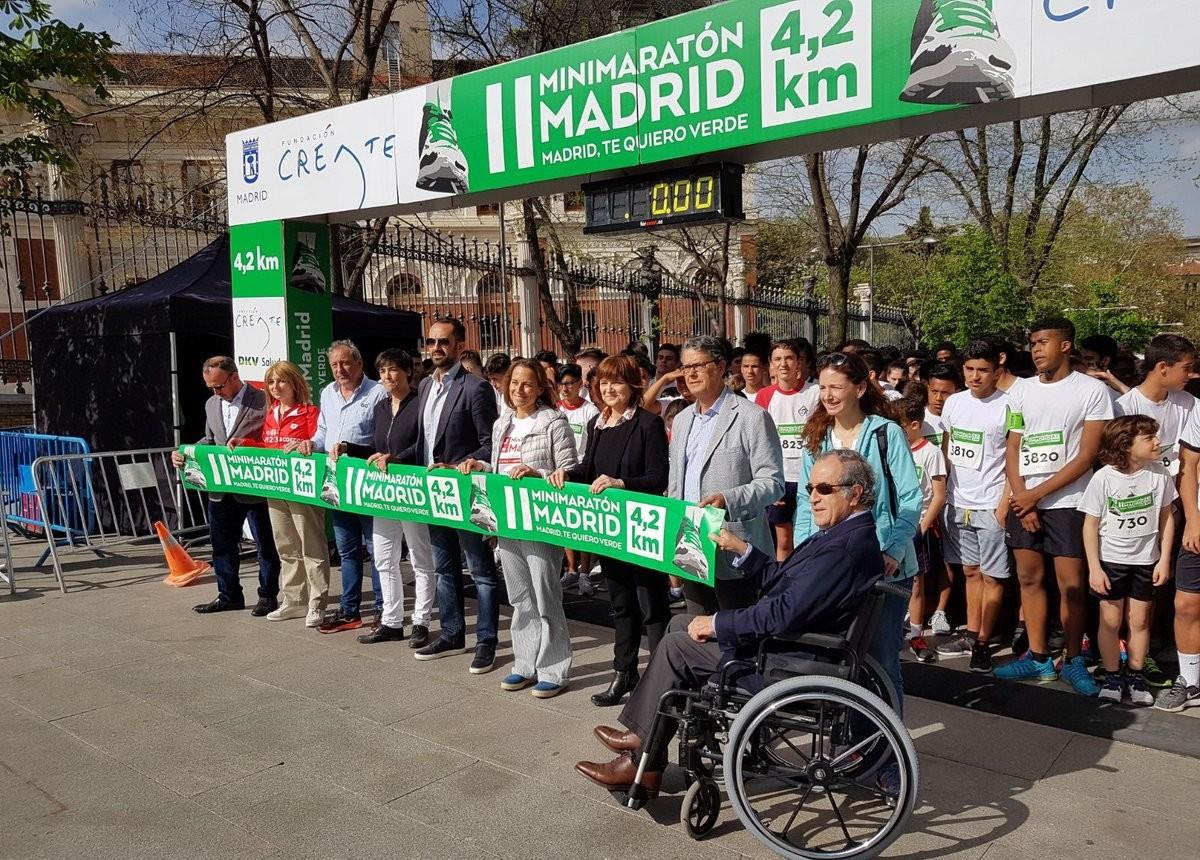 Último día para apuntarse a la III MiniMaratón Madrid