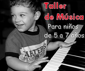 taller de música